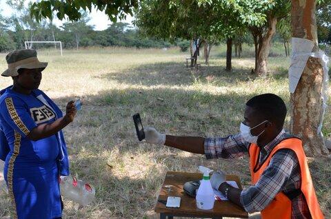 I leader mondiali: il WFP alla guida della lotta contro il Covid-19 in Africa