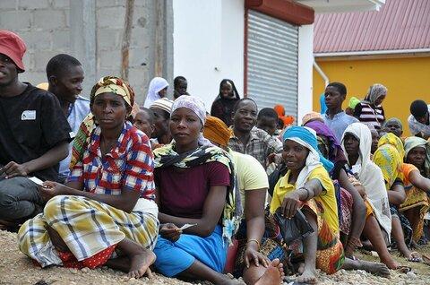 Nord Mozambico: 'Troppa fame per pensare al futuro'
