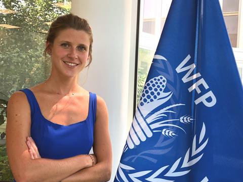 Costruire il capitale umano di un paese, con i pasti a scuola del WFP