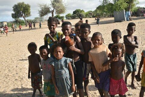 Combattendo la malnutrizione in Madagascar, la missione del World Food Programme