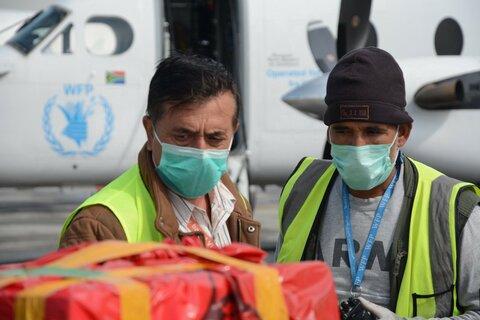 Un appello urgente per finanziare il sistema globale delle forniture d'emergenza in risposta al Covid-19