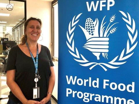 Sfide, gioie e tanta passione. Antonella D'Aprile, Direttrice WFP in Nicaragua, si racconta
