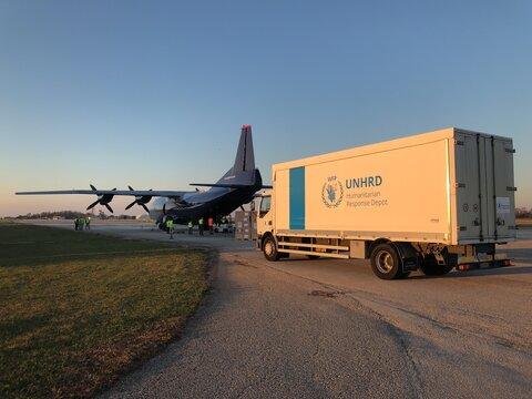 Alla Base UNHRD di Brindisi l'evento ministeriale G20 sull'assistenza umanitaria