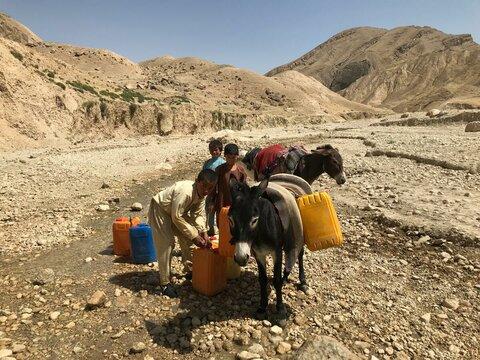Solo 5 famiglie su 100 riescono a sfamarsi in Afghanistan