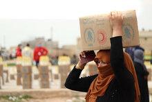 Mai come ora tanti siriani nella morsa di fame e povertà