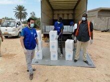 L'Italia aiuta il WFP a fornire assistenza alimentare ai più vulnerabili in Libia
