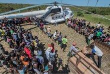 Il World Food Programme raggiunge 1 milione di persone colpite dalle alluvioni in Mozambico