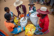 Madagascar meridionale: si profila una crisi umanitaria. Siccità e pandemia raddoppiano il numero degli affamati