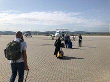 A Kabul arriva primo volo umanitario dalla presa di potere dei talebani che segna un passaggio critico nella crisi