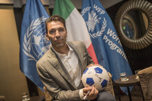 Gianluigi Buffon nominato Goodwill Ambassador del World Food Programme