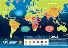 La mappa della fame 2013