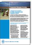 Cambiamenti climatici: la sfida umanitaria del 21esimo secolo