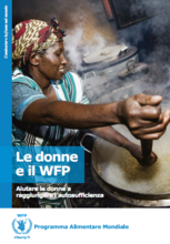 Le donne e il WFP