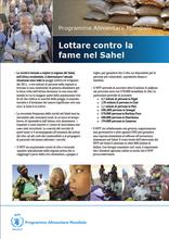 Lottare contro la fame nel Sahel