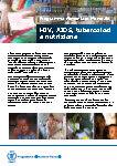 HIV, AIDS, tubercolosi e nutrizione