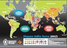 La Mappa della Fame 2015