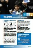 Vogue Italia in partnership con il WFP in Palestina