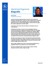 Biografia di Gina Casar, Vicedirettrice Esecutiva